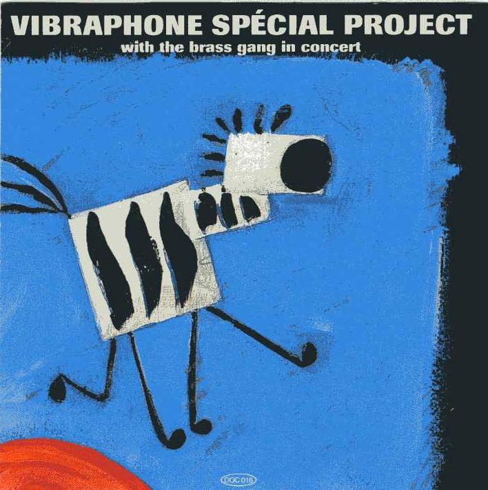 Jaquette du premier CD de VSP