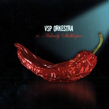 Jaquette du quatrième CD de VSP